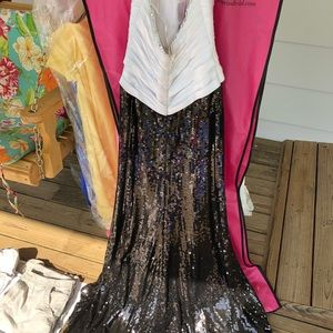 Tiffany Designs Dresses - Size 4 pageant/prom gown